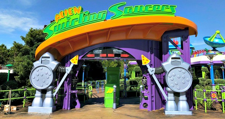 The inside scoop on Toy Story Land|Ripped Jeans and Bifocals
