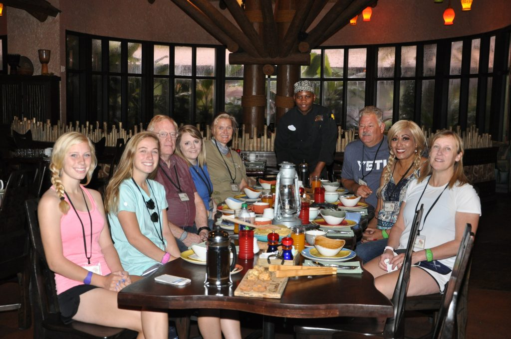 Everything you need to know about the Senses of Africa Breakfast at Disney's Animal Kingdom Lodge Ripped Jeans and Bifocals