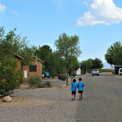 Reasons to stay in a RV Camping Resort (even if you don't have an RV or like to camp)