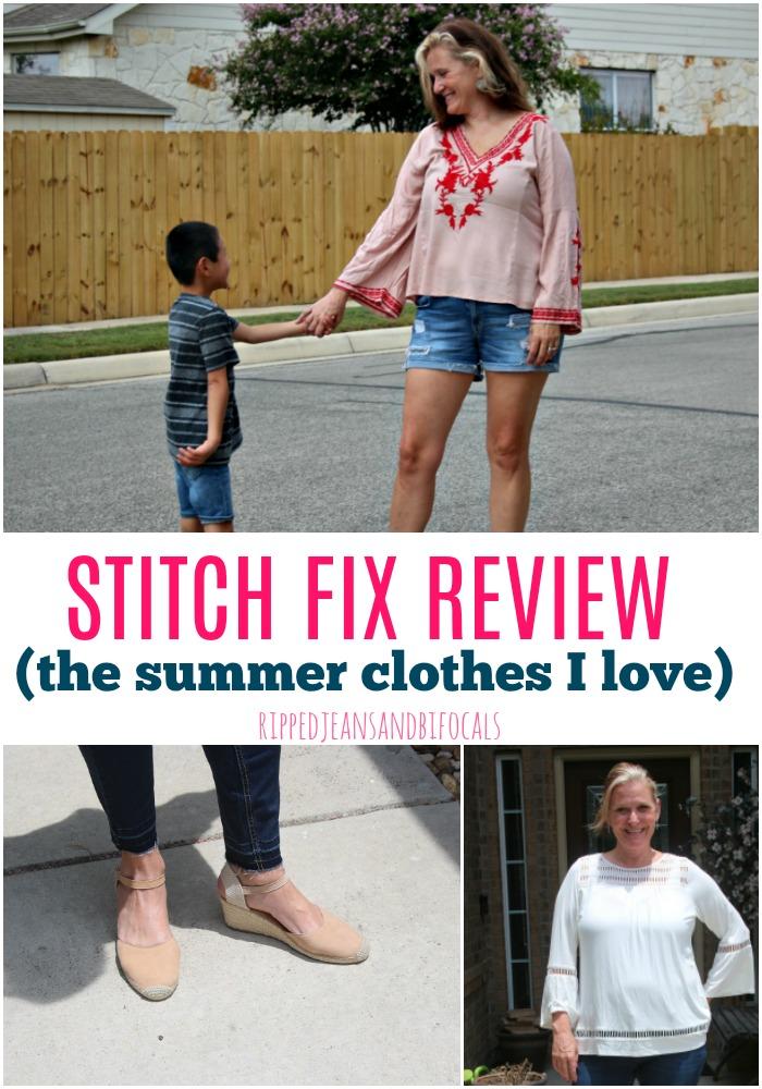 Stitch Fix Review - Camilla Box