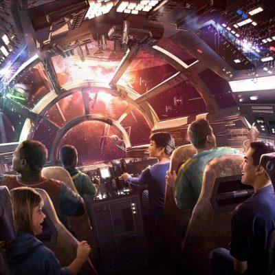 Star Wars Land News at Disneyland Spring 2019 Update
