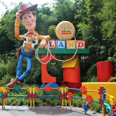 The Inside Scoop on Toy Story Land
