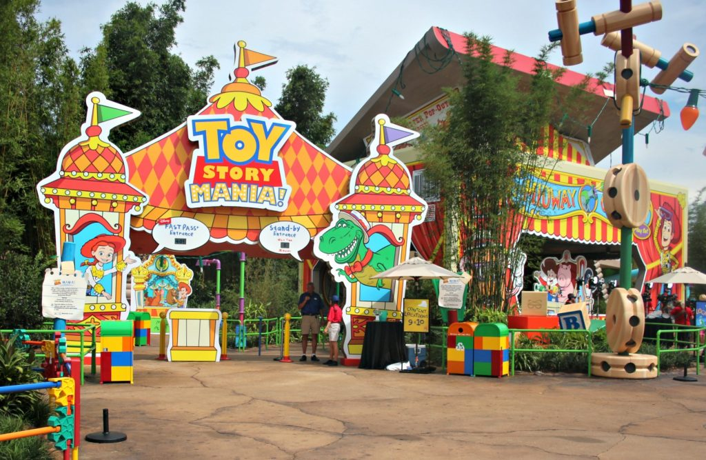 The inside scoop on Toy Story Land Ripped Jeans and Bifocals