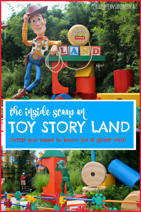 The inside scoop on the new Toy Story Land at Disney's Hollywood Studios|Ripped Jeans and Bifocals