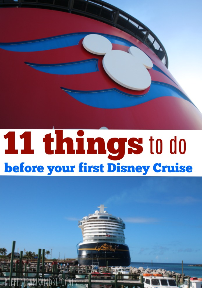 11 things to do before your first Disney Cruise - Things you need to know before you go on your first Disney Cruise
