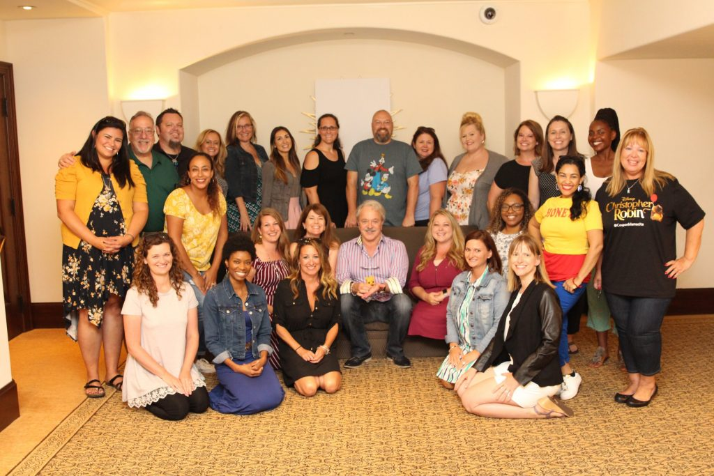 Audio Comfort - An Interview with Jim Cummings, the voice of Winnie the Pooh (and Tigger too!) #ChristopherRobinEvent