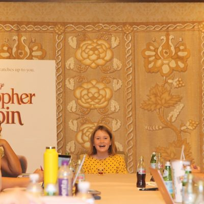 Behind the scenes of Disney's Christopher Robin – Interview with Bronte Carmichael #ChristopherRobinEvent