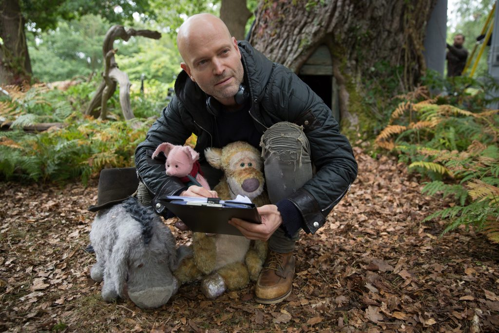 The man behind the magic - Interview with Marc Forster, director of Christopher Robin #ChristopherRobinEvent