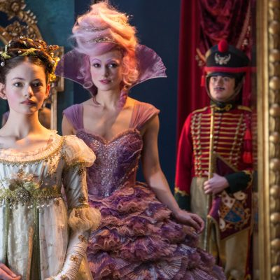 The Nutcracker and the Four Realms is the holiday movie you won't want to miss (10/9/18 Update!)