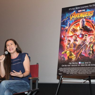 Girl Power is the new Black – Interview with Trinh Tran, Avengers Infinity War Producer #InfinityWarBluRay