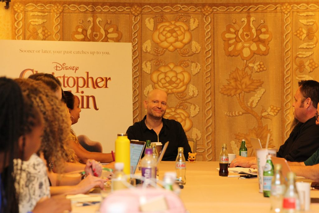 The man behind the magic - Interview with Marc Forster, director of Christopher Robin