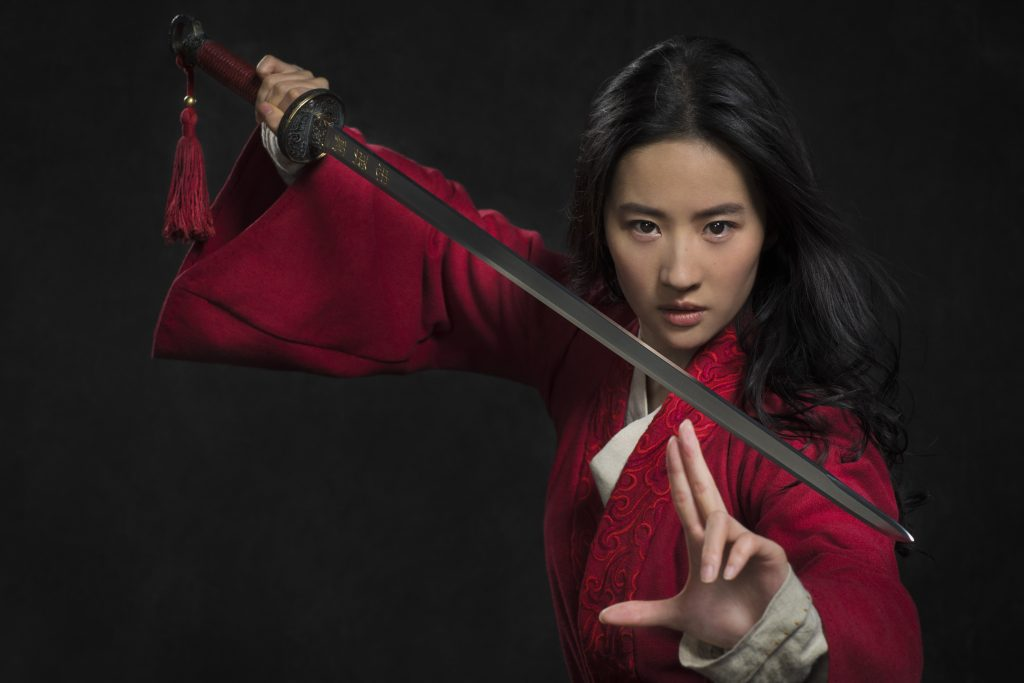 Production Begins on Disney's Live Action Mulan