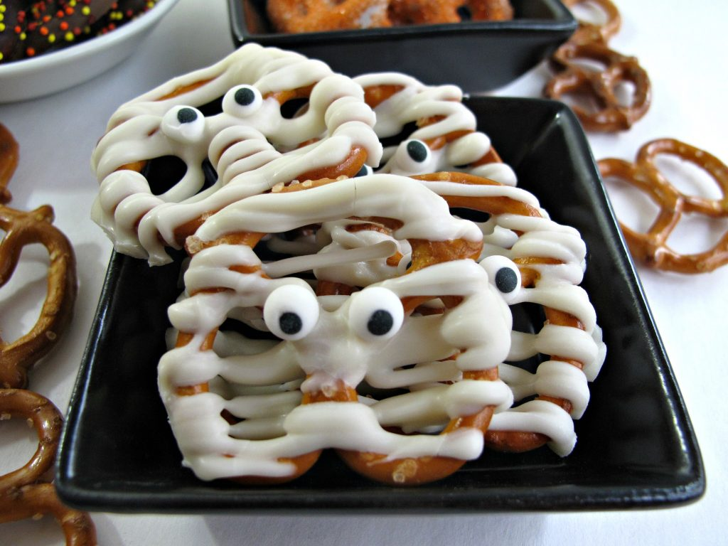 You will love making these simple Halloween treats