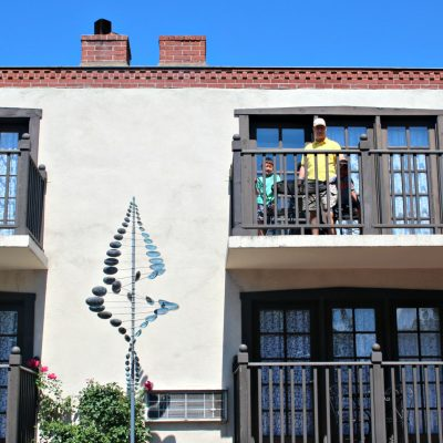 Where to stay in Santa Fe when traveling with kids