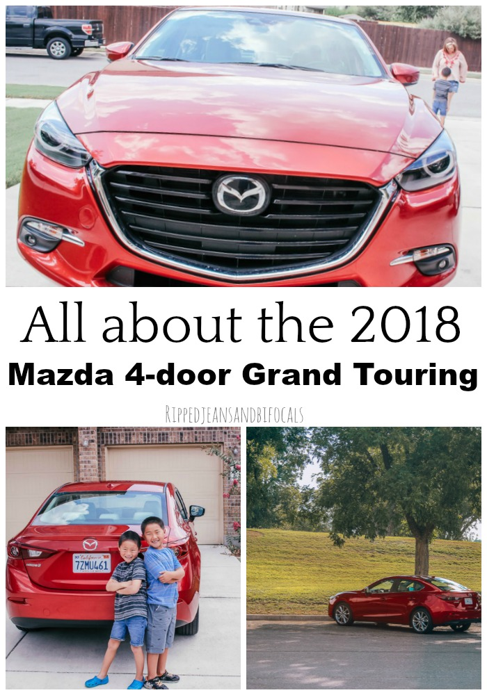 Taking the Mazda3 Four-Door Grand Touring to San Angelo Texas