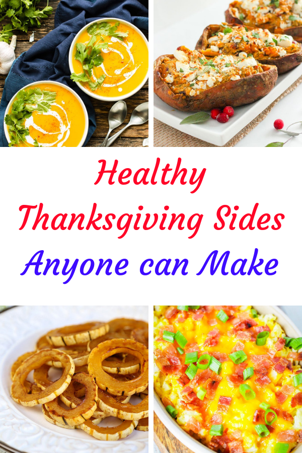 Healthy Thanksgiving Sides for your Holiday Table
