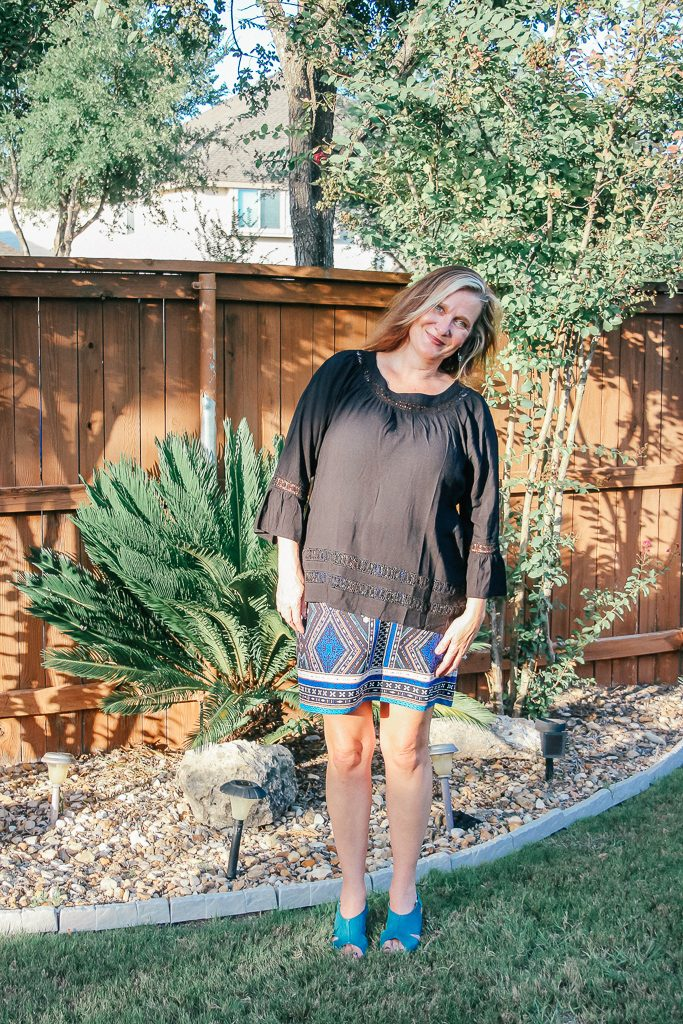 Stitch Fix Review - The box with the pencil skirts