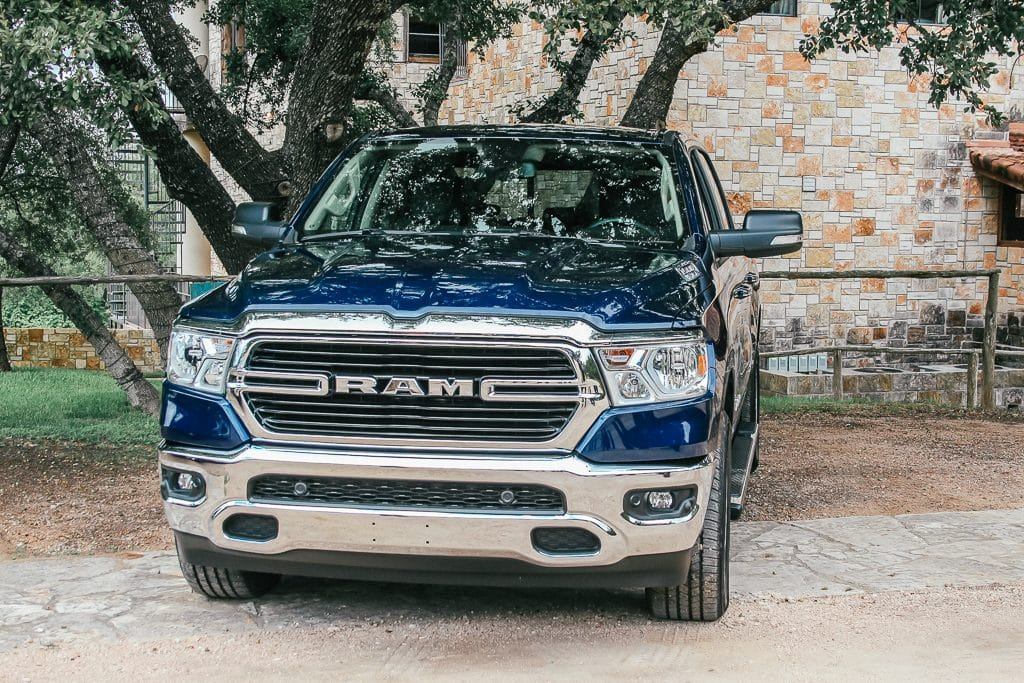 I like big trucks and I cannot lie - Checking out the 2019 Ram 1500 Longhorn