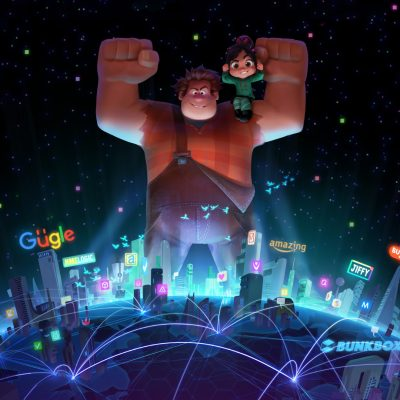 A behind the scenes look into the Internet – Ralph Breaks the Internet