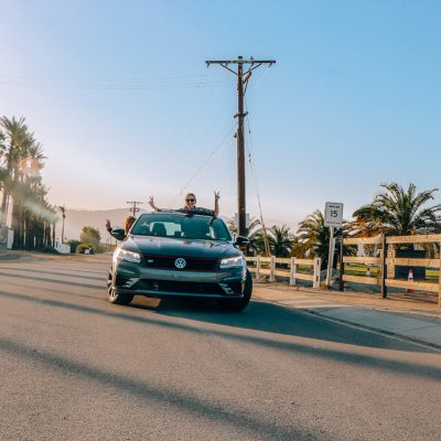The 2019 Volkswagen Passat: A sporty and stylish way to explore Palm Springs