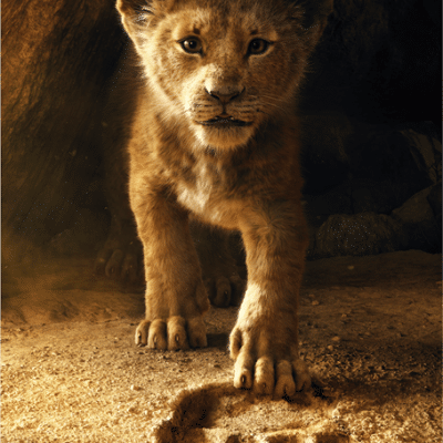 There's going to be a live-action Lion King and Simba is seriously adorbs
