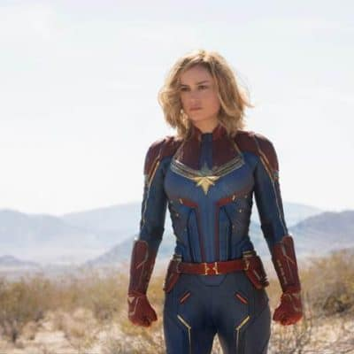 Captain Marvel Tickets On Sale Now (+ New Video)