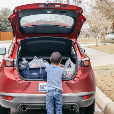 Is the Mazda CX-3 Your Next Family Car?