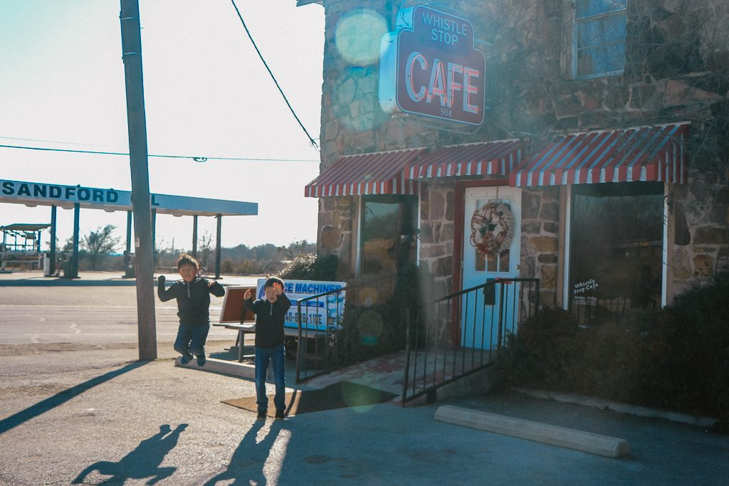 Best places to take Instagram Photos in Decatur Texas|Whistle Stop Cafe in Decatur Texas