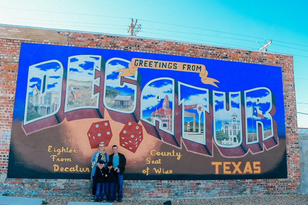 Small town awesomeness - Six things to do in Decatur Texas