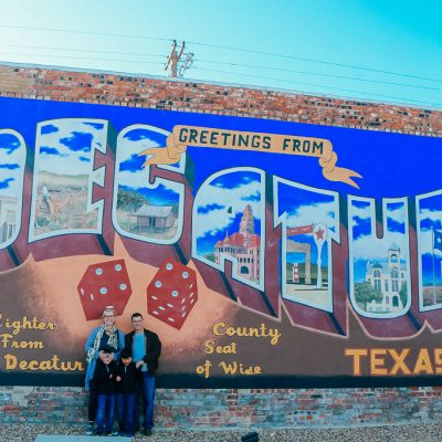 Small town awesomeness – Six things to do in Decatur Texas (+ where to eat)