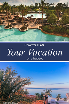 How to plan your family vacation on a budget