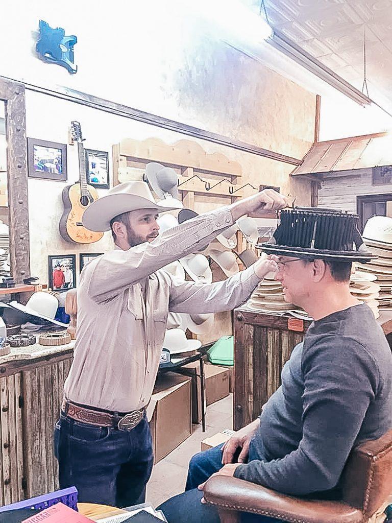 Best places to take Instagram Photos in Decatur Texas Biggar Hat Store in Decatur Texas