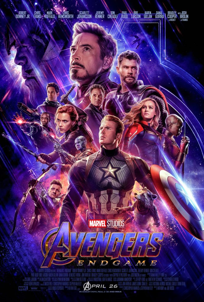 There's a new Avengers Endgame Trailer out and now I have a glimmer of hope|Agvengers Endgame Poster