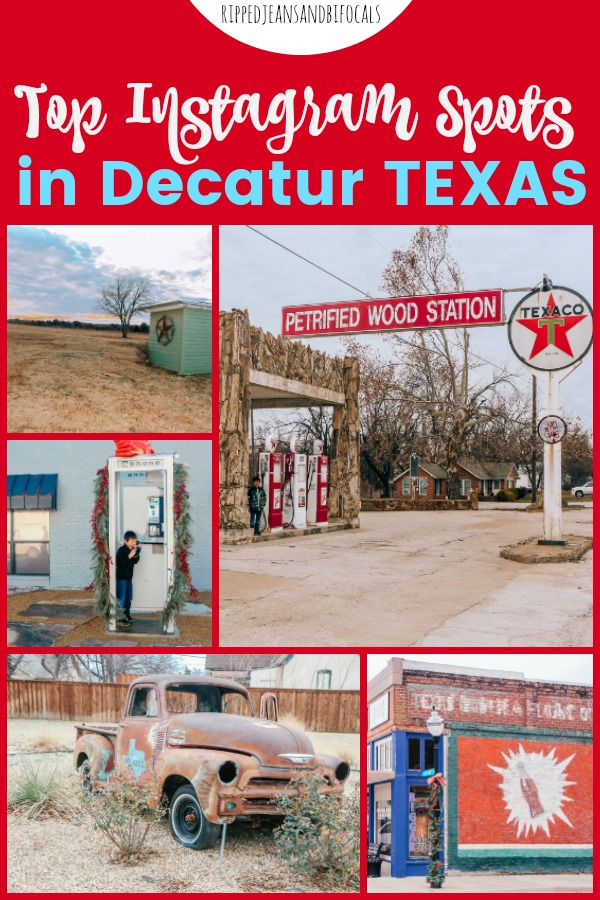 Best places to take Instagram Photos in Decatur Texas