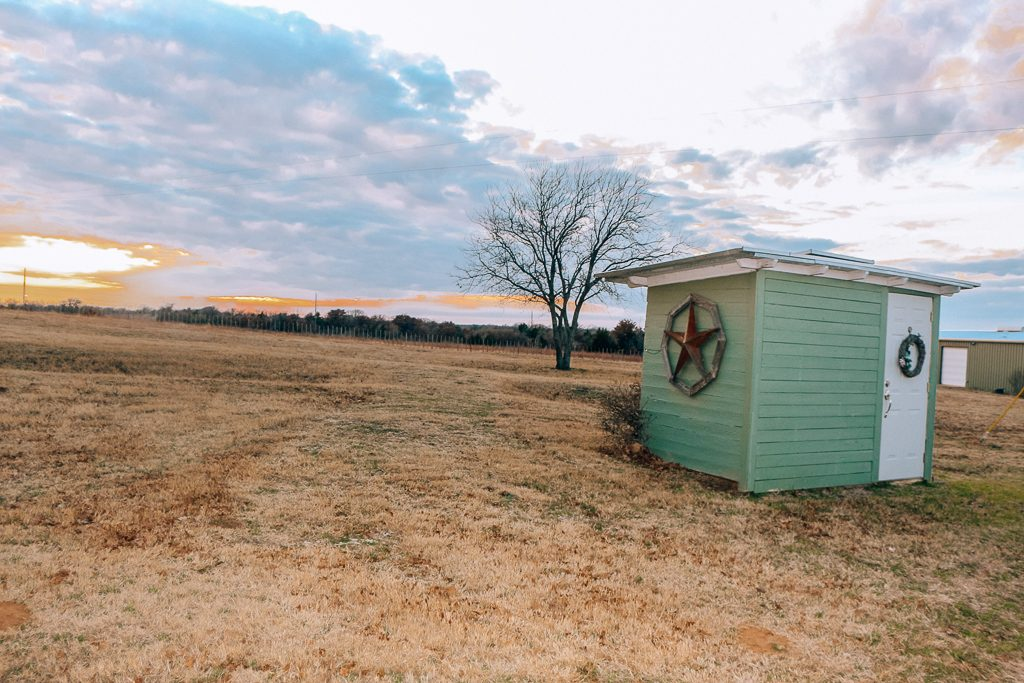 Best places to take Instagram Photos in Decatur Texas Marker Cellars Winery