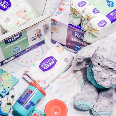 How to get your house ready for a baby…a visiting baby, that is!