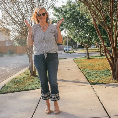 Spring Closet Refresh with Stitch Fix