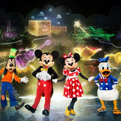 Disney On Ice – Mickey's Search Party is now playing at The Alamodome