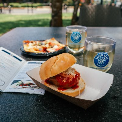 The Seven Seas Food Festival at SeaWorld is the thing you need to do this weekend