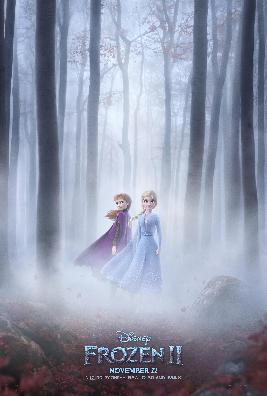 Frozen 2 trailer released June 11 poster