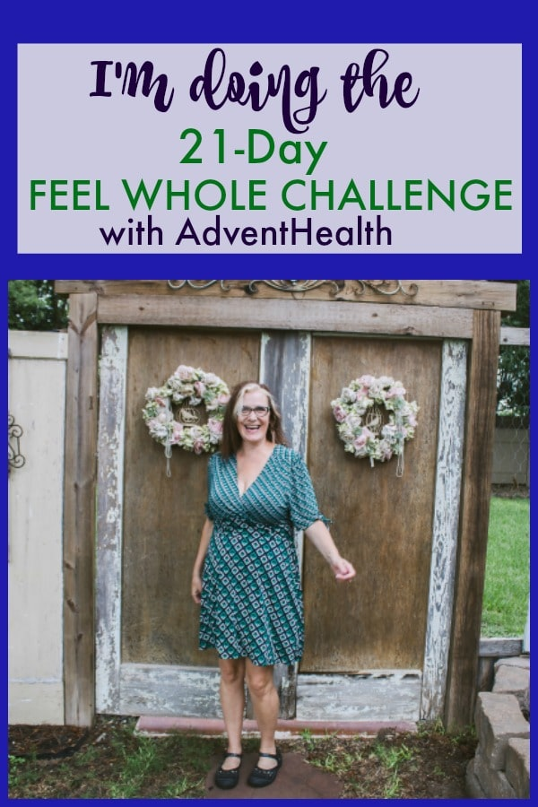 21 day feel whole challenge with AdventHealth