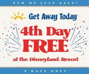 best prices on Disneyland tickets from Get Away Today