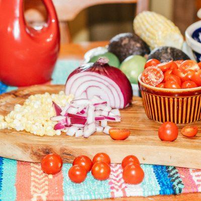 Easy Summer Corn Salad