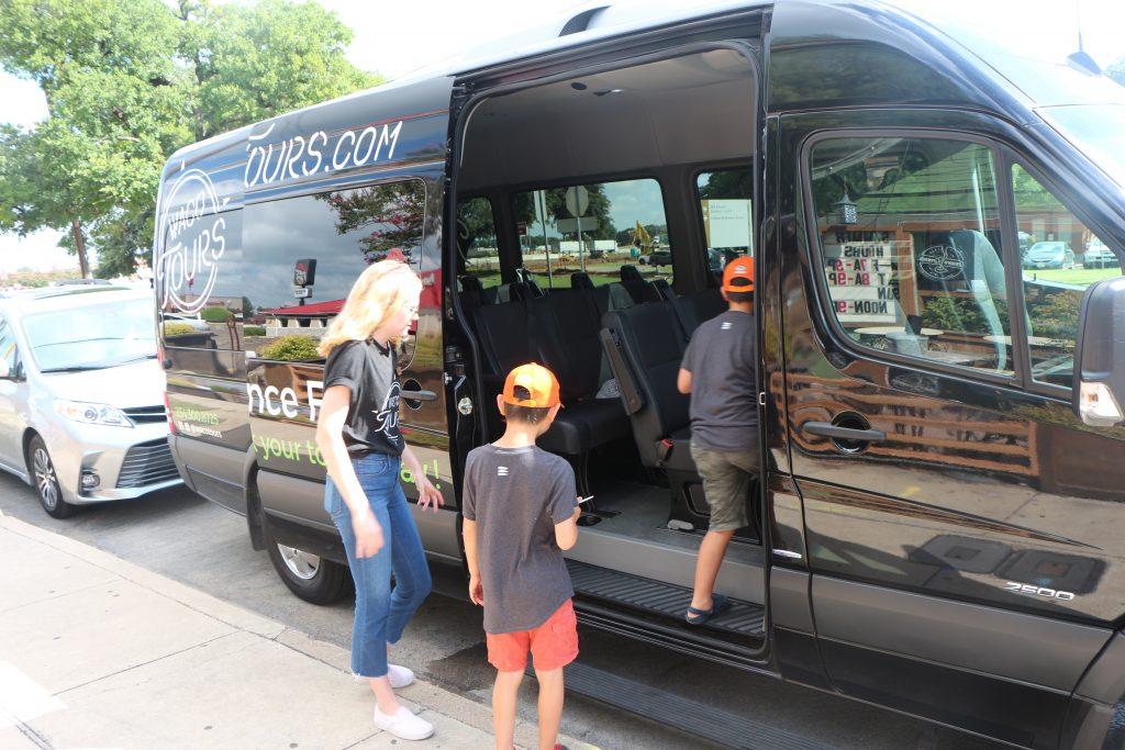 Reasons to do Waco Tours