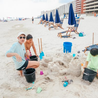 Unlock your inner child with Sandcastle University in Gulf Shores Alabama