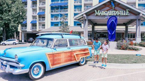 Margaritaville Resort Gatlinburg Tennessee