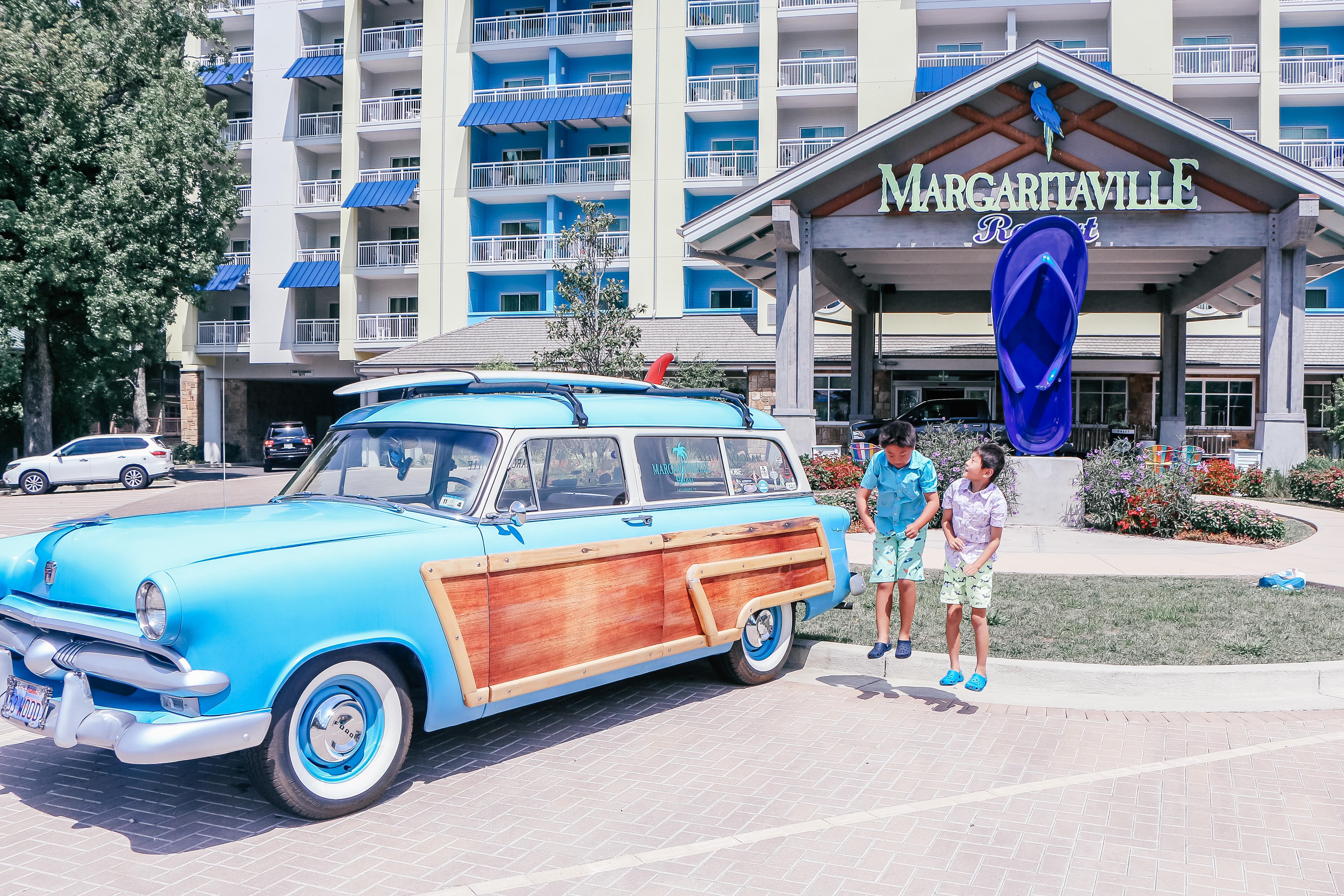 Searching for my lost shaker of salt - Margaritaville Resort
