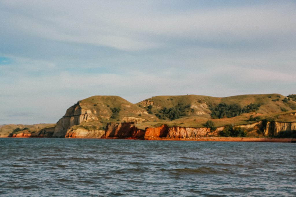 Don't let your North Dakota Travel not include Lake Sakakawea
