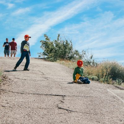Wanna climb A Mountain? Tips for hiking Hayden Butte