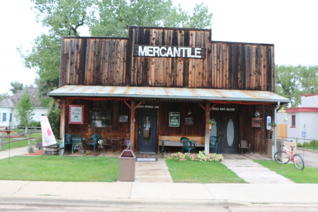 Wondering what to do in Medora? Just walking around town and checking out the shops is fun.